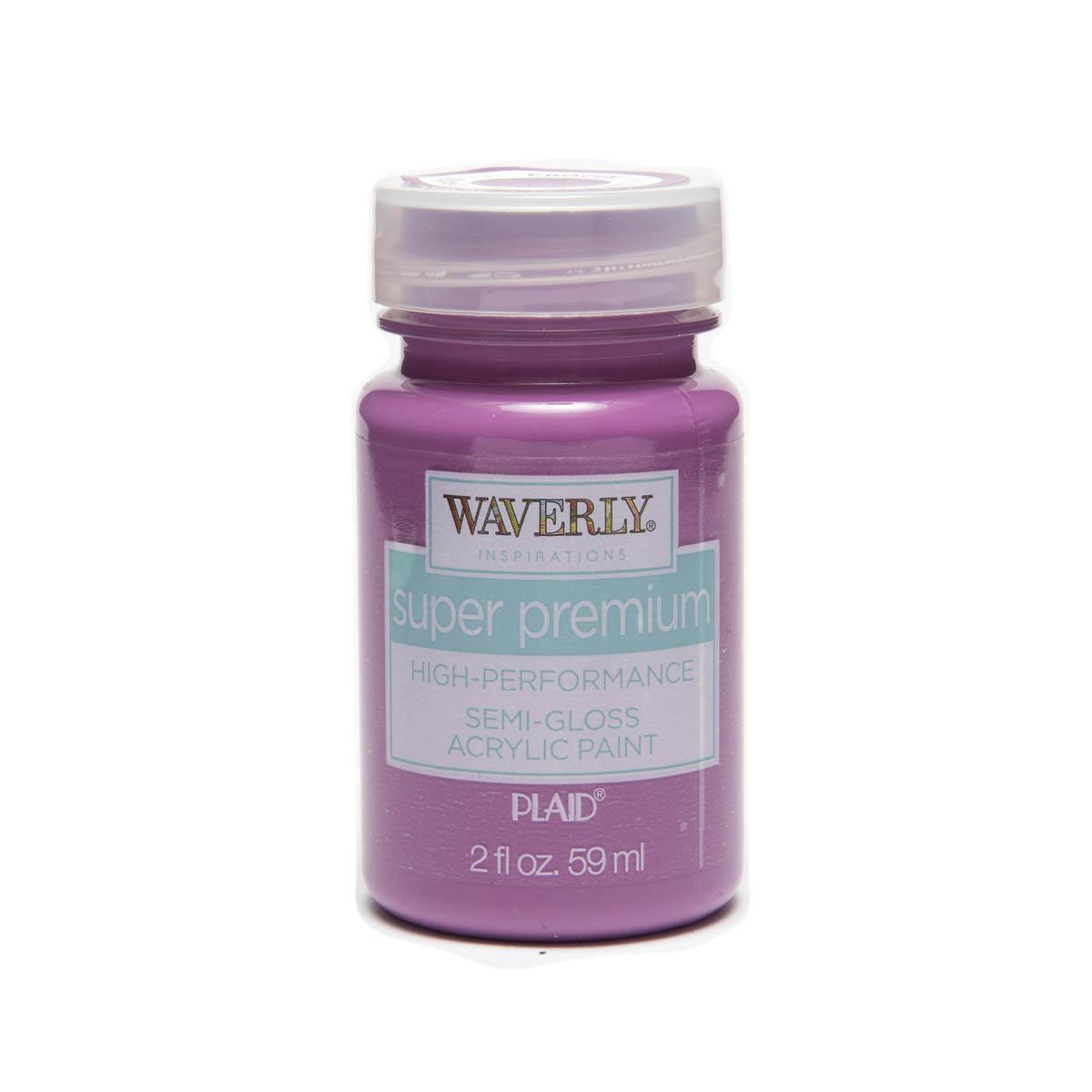 Waverly ® Inspirations Super Premium Semi-Gloss Acrylic Paint - Crocus, 2 oz.