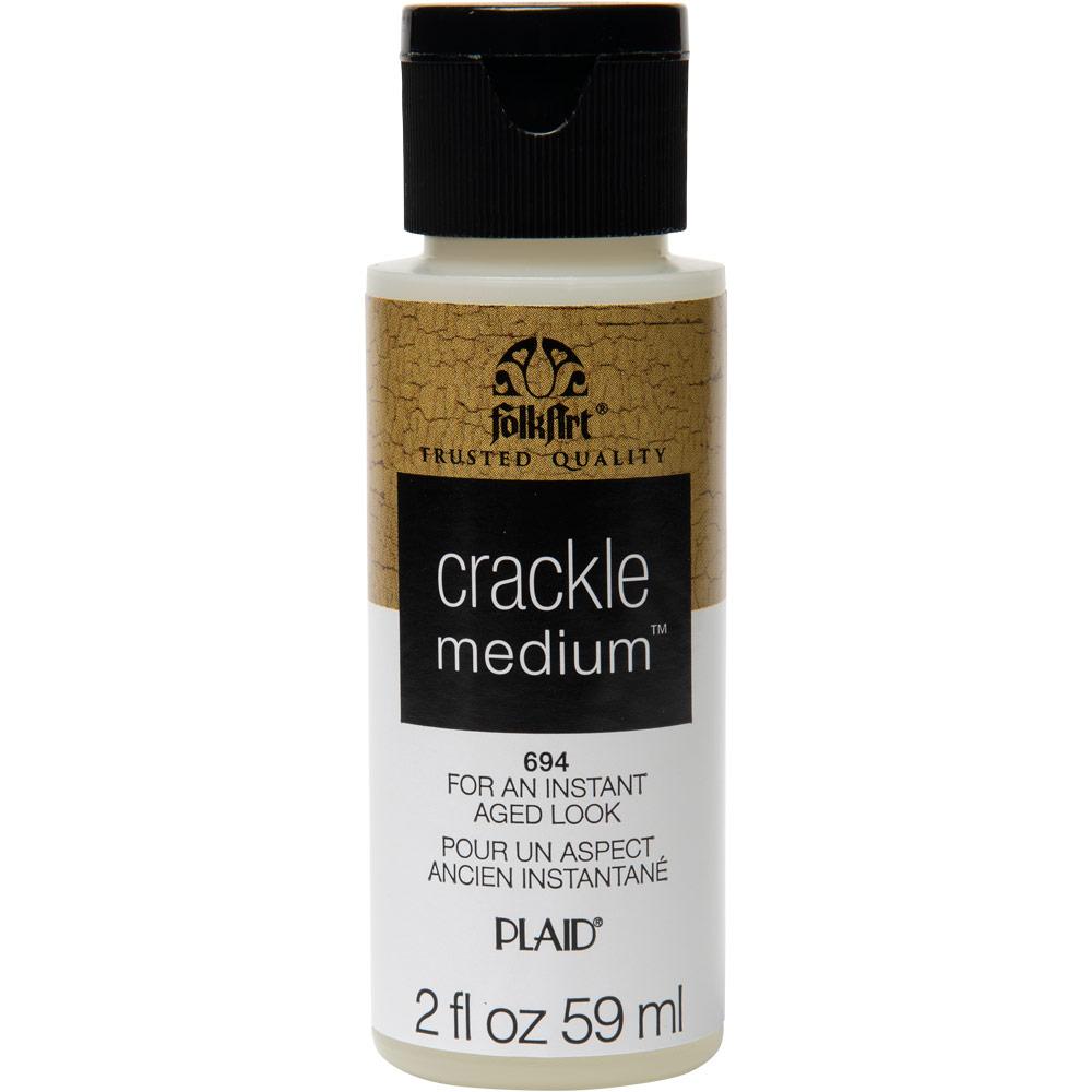 FolkArt ® Mediums - Crackle Medium, 2 oz. - 694