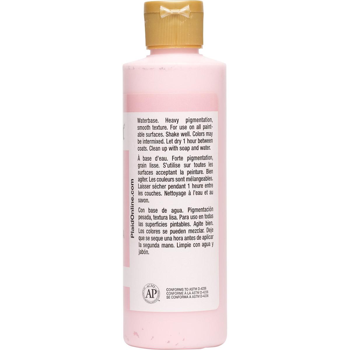FolkArt ® Acrylic Colors - Baby Pink, 8 oz. - 821