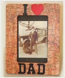 Frame for Dad