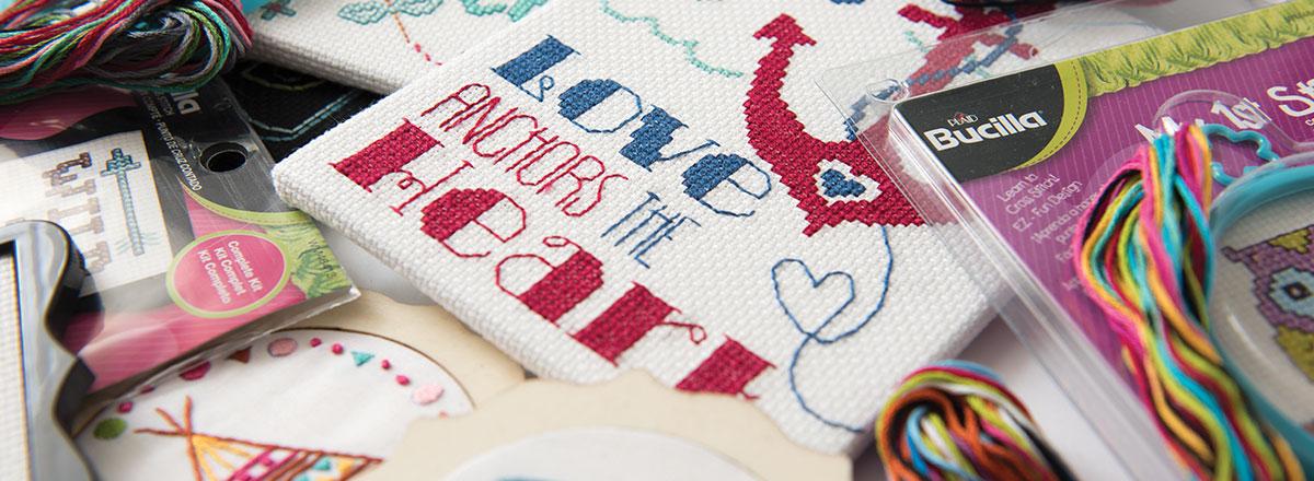 Stitchery Brand Diy Craft Supplies Plaid Online