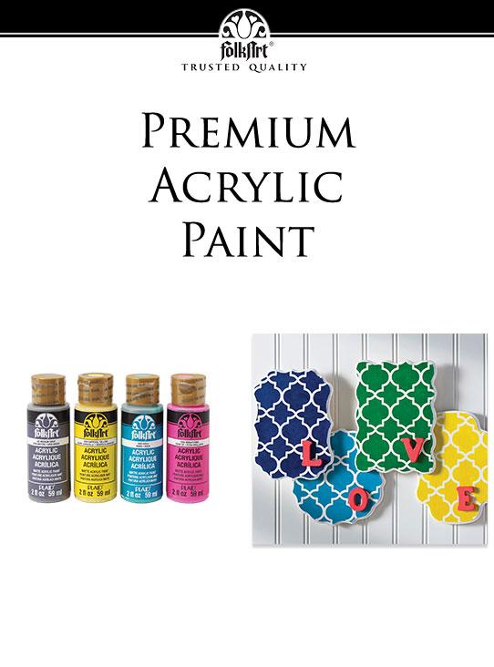 Acrylic Paint - Brand - DIY Craft Supplies | Plaid Online