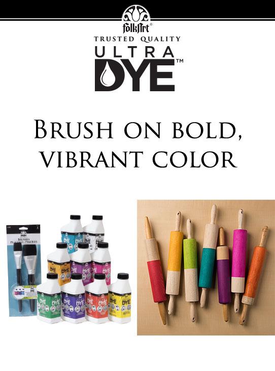 Ultra Dye - Brand - DIY Craft Supplies | Plaid Online