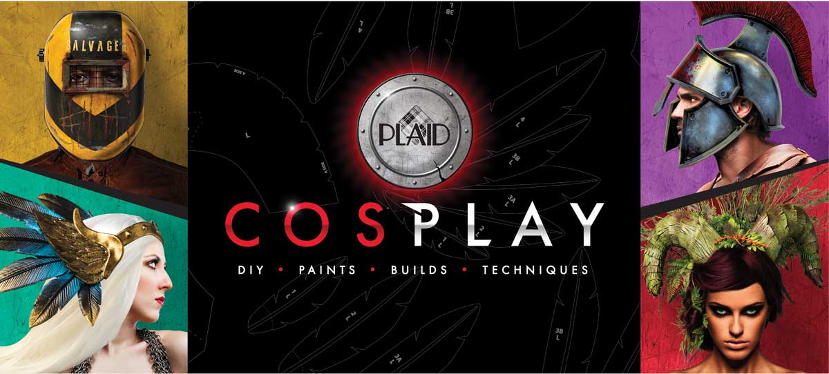 Plaid Cosplay - Cosplay video tutorials, products, and more