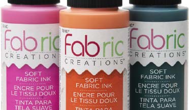 Fabric Creations Soft Fabric Ink Color Chart