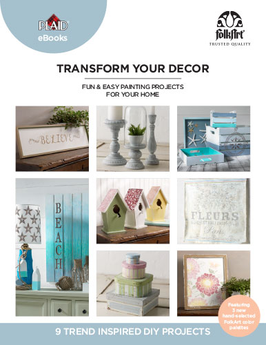 Color Palette Inspiration - Transform Your Decor: Fun & Easy Paint Projects for Your Home