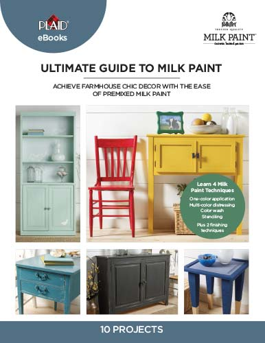 Ultimate Guide to Milk Paint