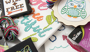 Bucilla Stitchery Key