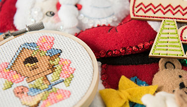 General Instructions on How to Cross-Stitch