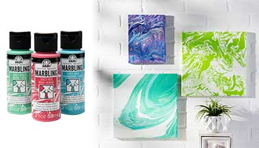FolkArt Marbling Frequently Asked Questions
