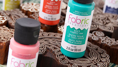 Fabric Creations Soft Fabric Inks FAQ