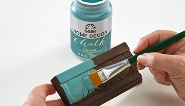 FolkArt Home Decor Chalk FAQ