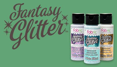 Fabric Creations Fantasy Glitter FAQ