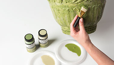 FolkArt Painted Finishes Moss FAQ