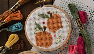 Cross Stitch Pattern Download for Harvest