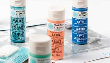 Martha Stewart Multi-Surface Acrylic Paint FAQ