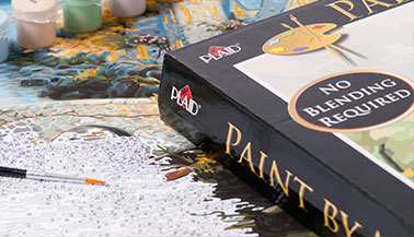 Paint by Number Frequently Asked Questions