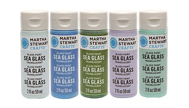 Martha Stewart Sea Glass Paint FAQs
