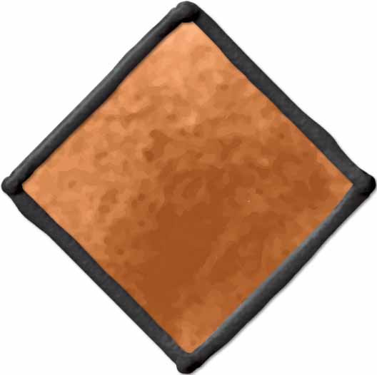 Gallery Glass ® Window Color™ - Cocoa Brown, 2 oz. - 16007