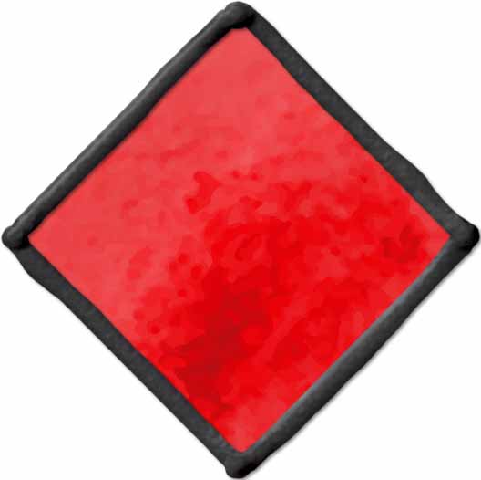 Gallery Glass ® Window Color™ - Ruby Red, 2 oz. - 16015