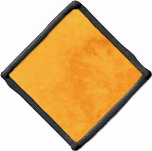 Gallery Glass ® Window Color™ - Amber, 2 oz. - 16020