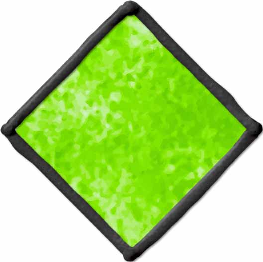 Gallery Glass ® Window Color™ - Lime Green, 2 oz. - 16035