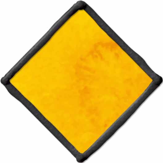 Gallery Glass ® Window Color™ - Citrus Yellow, 2 oz. - 16425