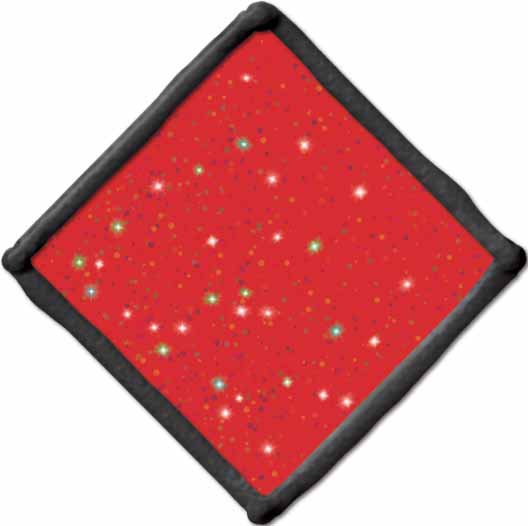 Gallery Glass ® Window Color™ - Red Shimmer, 2 oz. - 16850