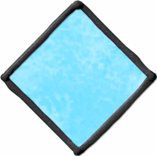Gallery Glass ® Window Color™ - Blue Bird, 2 oz. - 17073