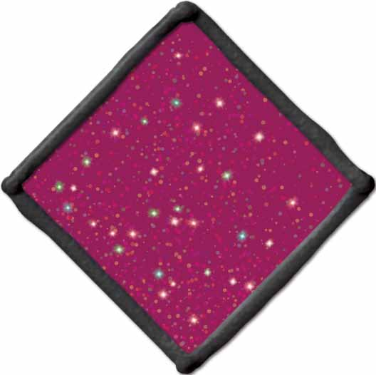 Gallery Glass ® Window Color™ - Cranberry Shimmer, 2 oz. - 17521