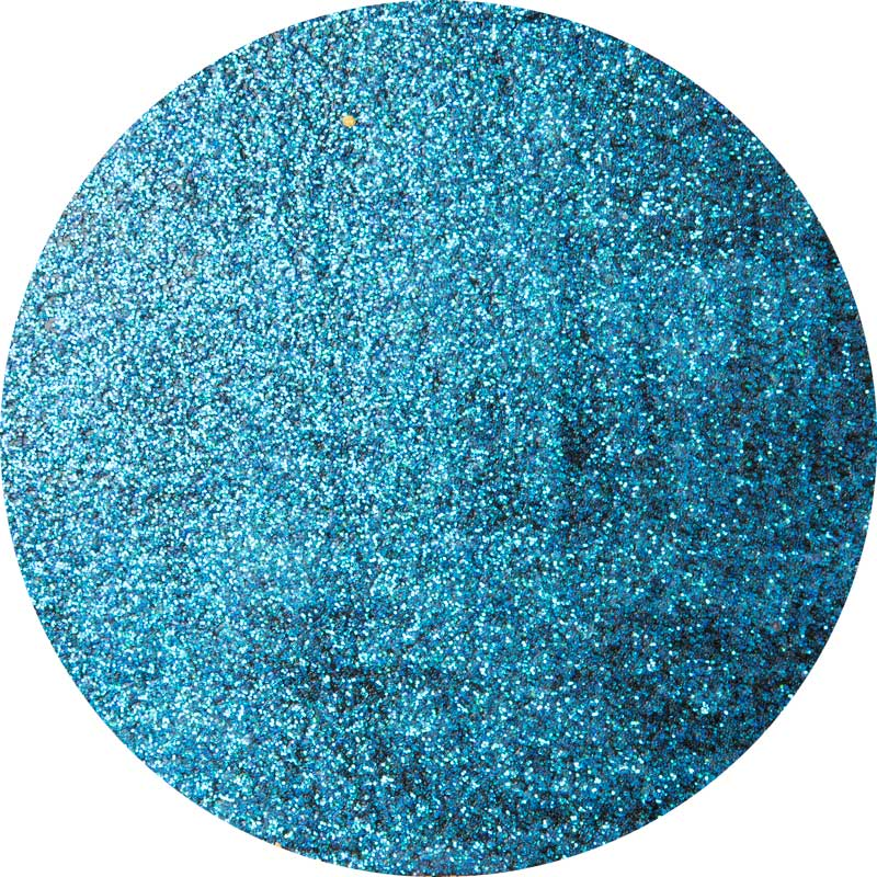 PlaidFX Hi-Voltage Glitter Flexible Acrylic Paint - Blue Shift, 3 oz. - 36906