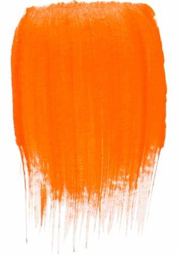 FolkArt ® Pure™ Artist Pigment - Pure Orange, 2 oz. - 6388