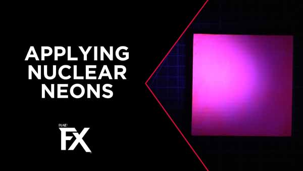 How to Use PlaidFX Nuclear Neons