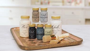 Perfect Palette Chalk-Finish Paint Kits