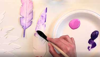 Learn about FolkArt Watercolor Acrylic Paint