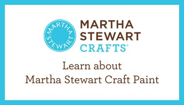 Learn about Martha Stewart Craft Paints