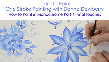 How to Paint in Monochrome, Pt. 4: Final Touches