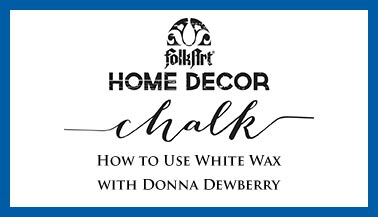 How To Use White Wax