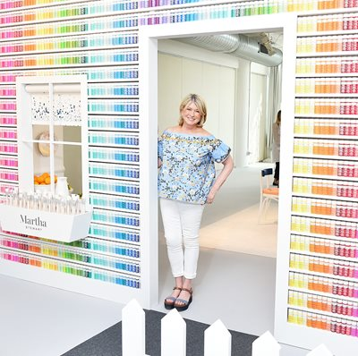 Introducing Martha Stewart Craft Paint The Plaid Palette Diy Ideas Products And More Online