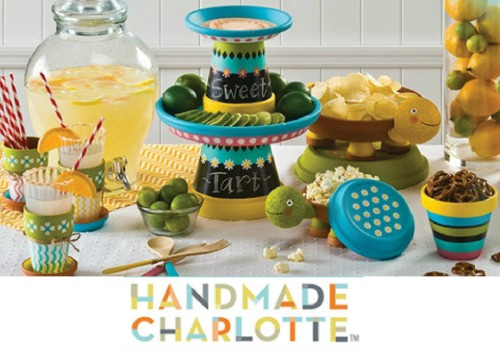 Last year we introduced Handmade Charlotte 's stencil line, and this ...