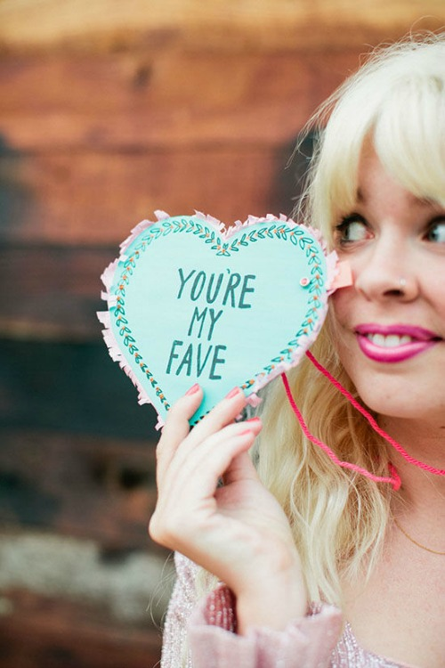 8 Valentines To Make With Your Family by Handmade Charlotte