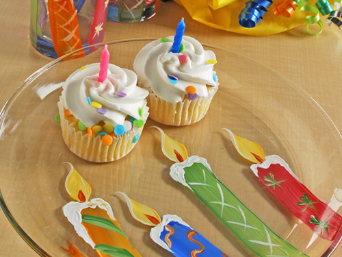 Instead of Cake: Birthday Treat Ideas!
