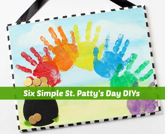 Six Simple St. Patrick's Day DIYs