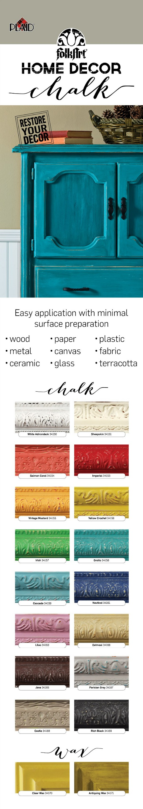 Home Decor Chalk Paint Home Design Ideas