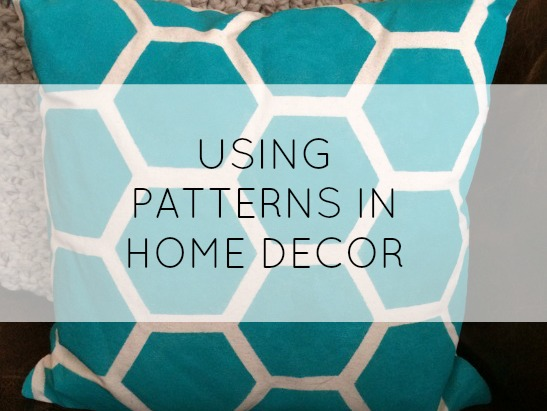 Pattern Play: Patterns In Home Decor