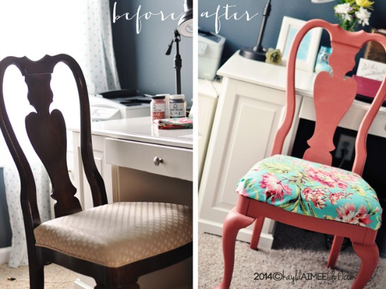 Four Fab Furniture Makeovers