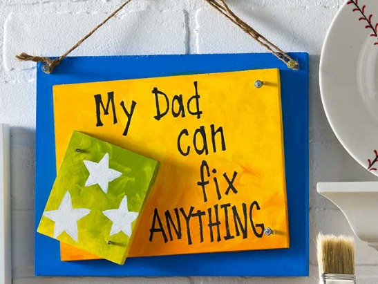 Celebrate Father's Day: 3 DIY Dad Gifts