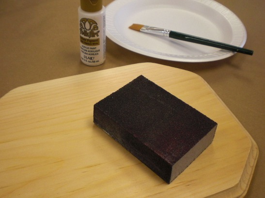 How to Prepare Wood Surfaces with Acrylic Basecoats