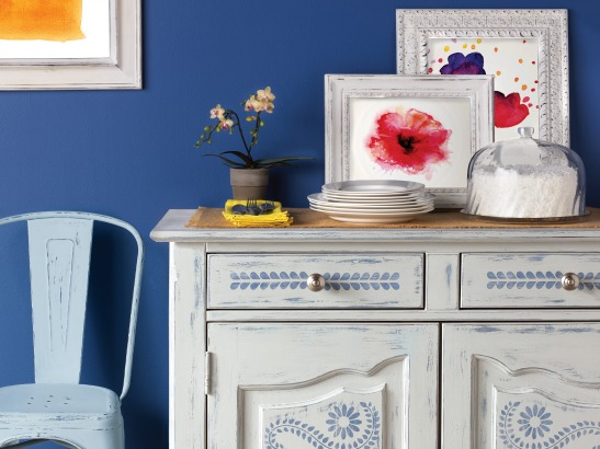 Introducing Martha Stewart Crafts® Vintage Decor Paint