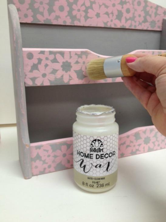 The Home Decor Chalk Paint Wax FolkArt Home Decor Cascade and